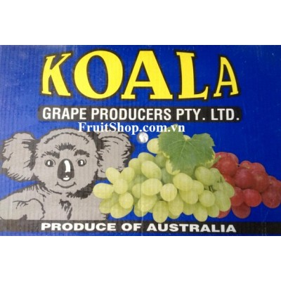 Nho Úc, Nho xanh không hạt Úc