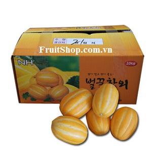 Qủa dưa lê Nhập khẩu từ Hàn Quốc