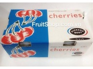 Cherry đỏ New Zealand hộp 2kg