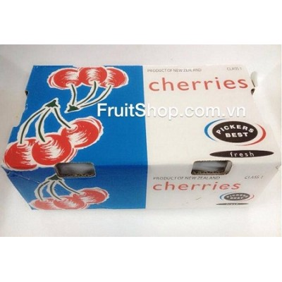 Cherry đỏ New Zeland hộp 2kg